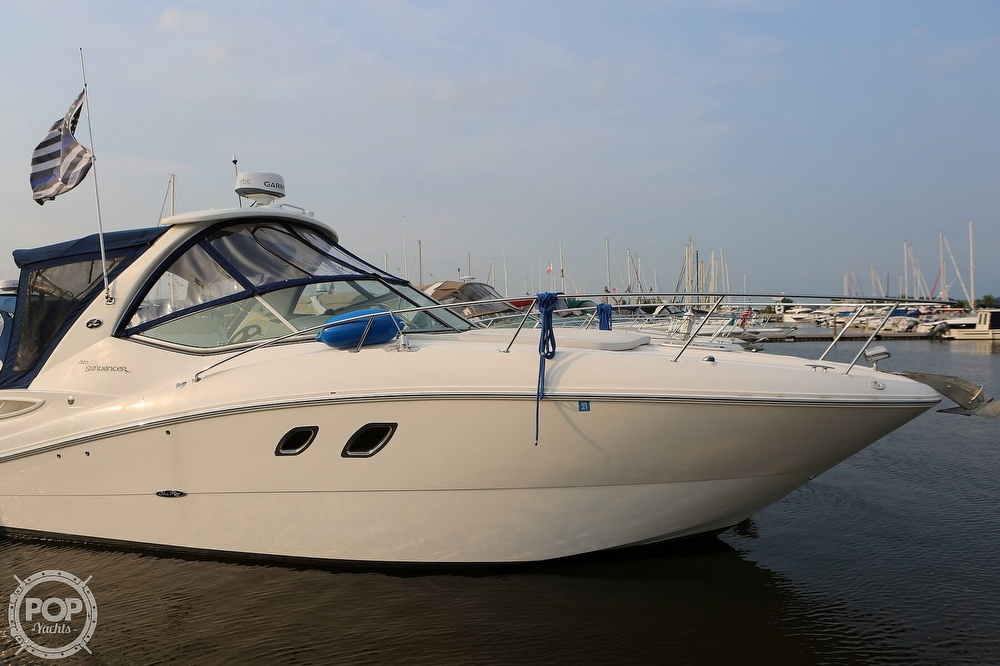 2008 Sea Ray boat for sale, model of the boat is 310 Sundancer & Image # 3 of 40