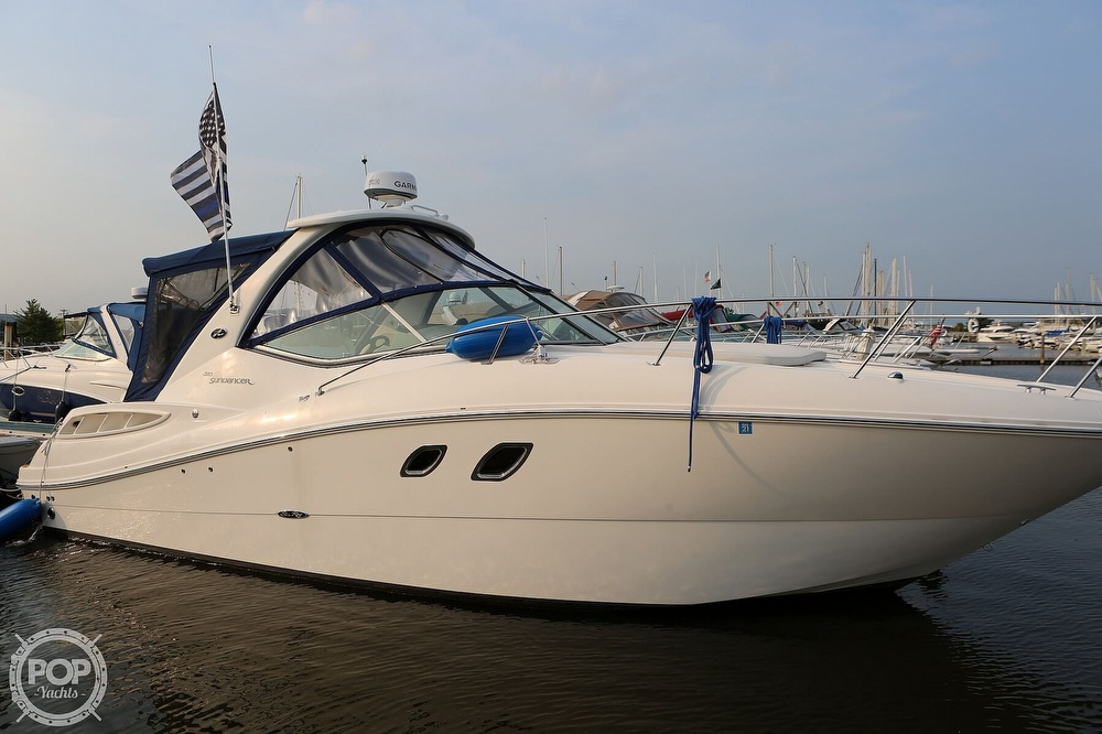 2008 Sea Ray boat for sale, model of the boat is 310 Sundancer & Image # 4 of 40