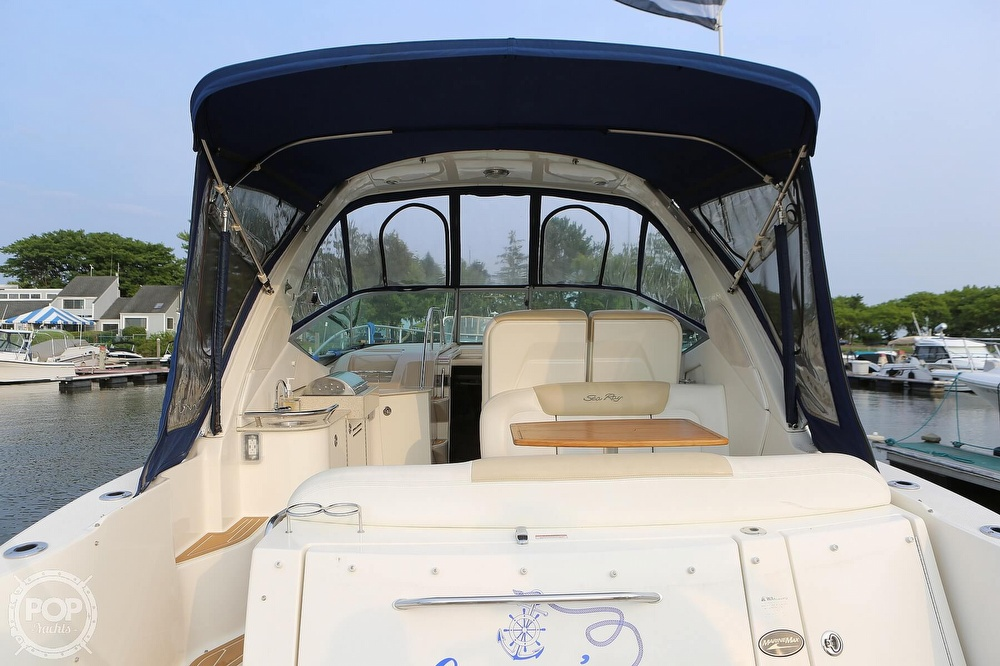 2008 Sea Ray boat for sale, model of the boat is 310 Sundancer & Image # 6 of 40