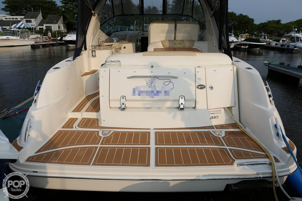 2008 Sea Ray boat for sale, model of the boat is 310 Sundancer & Image # 7 of 40