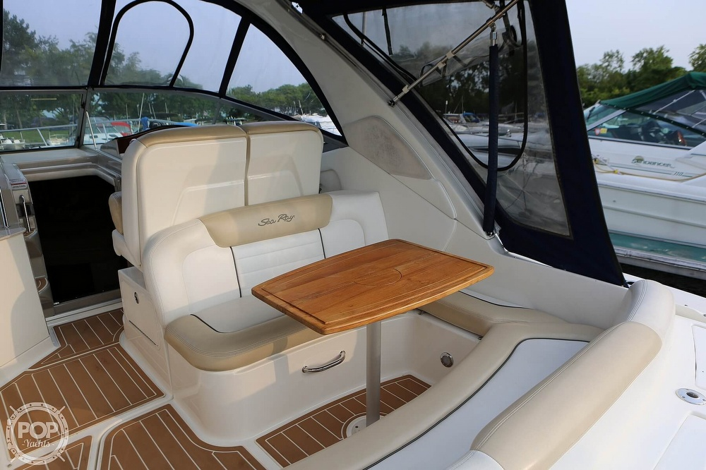 2008 Sea Ray boat for sale, model of the boat is 310 Sundancer & Image # 11 of 40