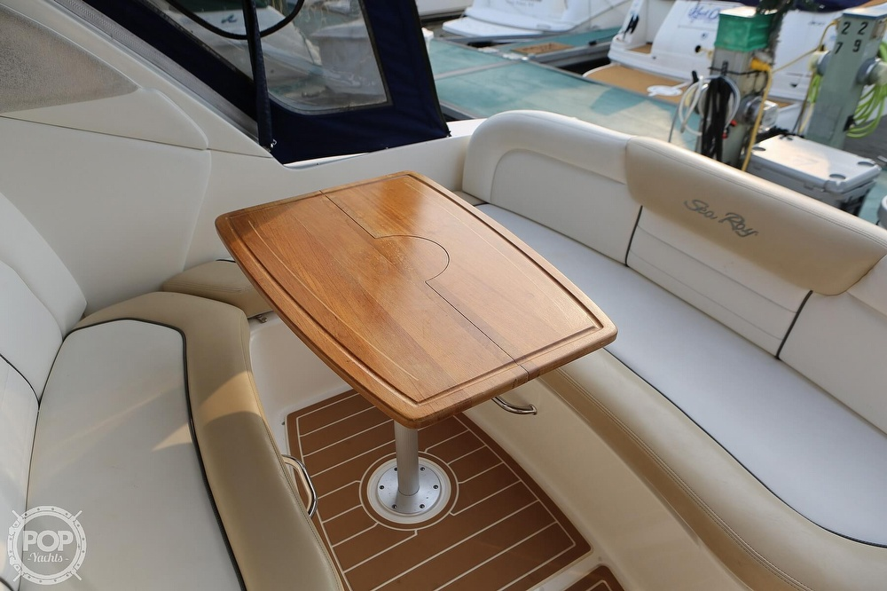 2008 Sea Ray boat for sale, model of the boat is 310 Sundancer & Image # 12 of 40