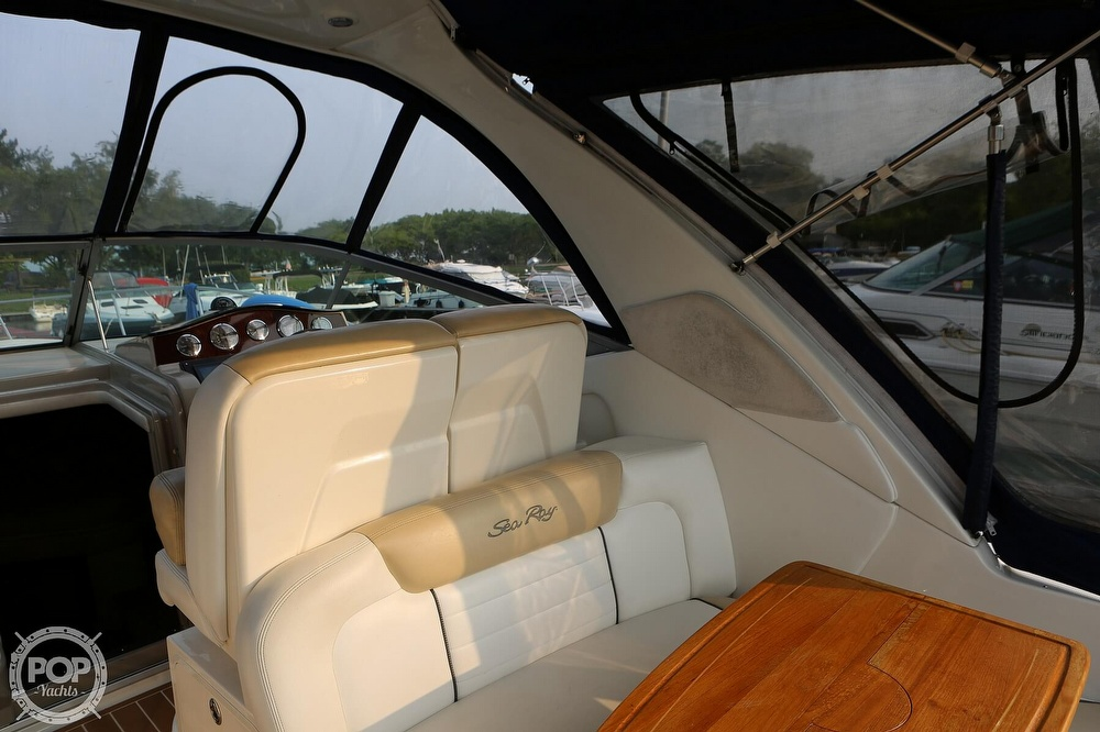 2008 Sea Ray boat for sale, model of the boat is 310 Sundancer & Image # 15 of 40