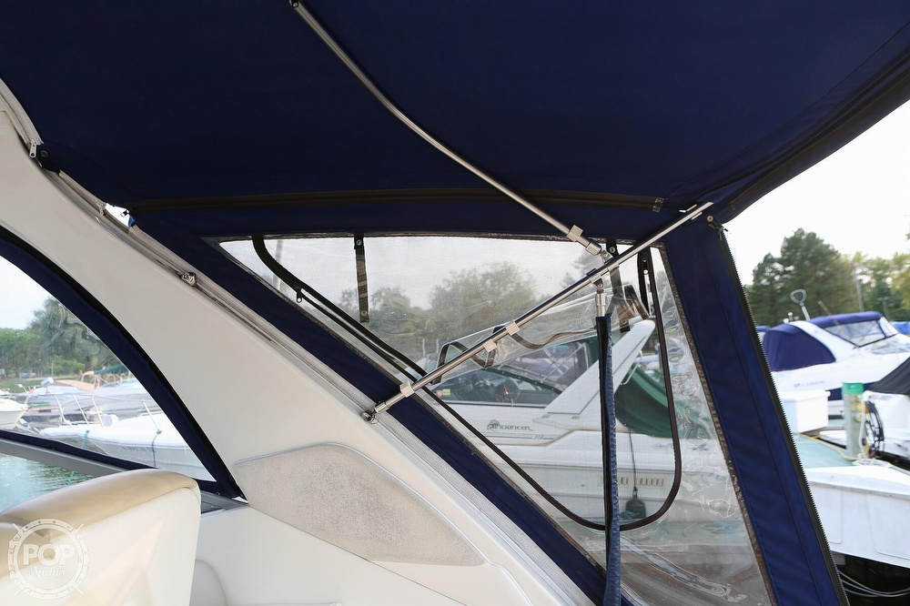 2008 Sea Ray boat for sale, model of the boat is 310 Sundancer & Image # 17 of 40