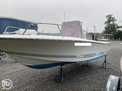 1989 Chris-Craft 18 Sea Hawk