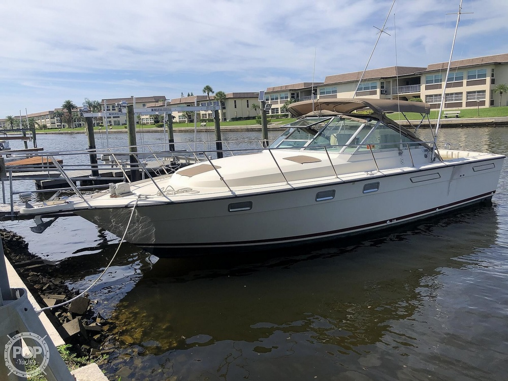 1987 Tiara Yachts boat for sale, model of the boat is 3100 & Image # 2 of 40