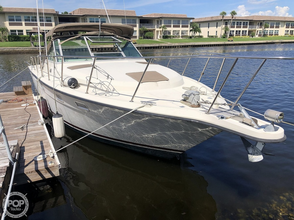 1987 Tiara Yachts boat for sale, model of the boat is 3100 & Image # 3 of 40