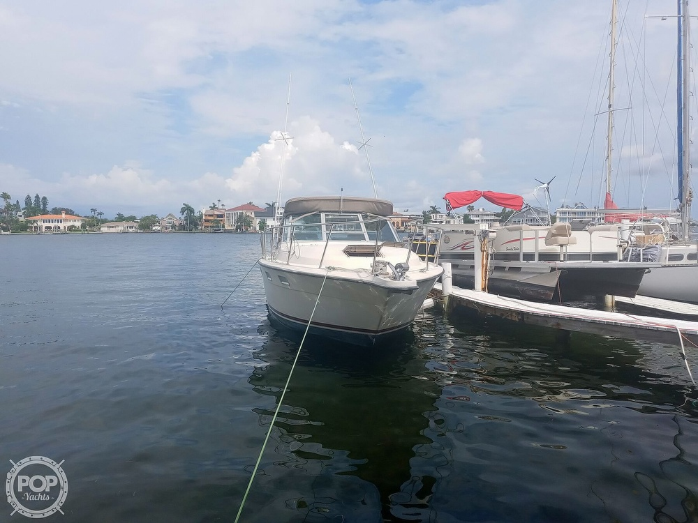 1987 Tiara Yachts boat for sale, model of the boat is 3100 & Image # 17 of 40