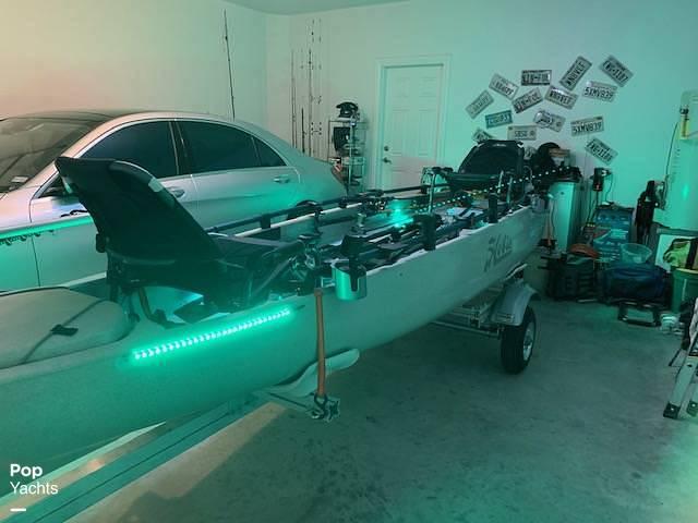 2019 Hobie boat for sale, model of the boat is Pro Angler & Image # 4 of 8