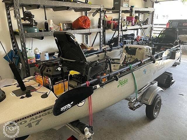 2019 Hobie boat for sale, model of the boat is Pro Angler & Image # 5 of 8