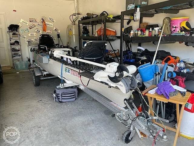2019 Hobie boat for sale, model of the boat is Pro Angler & Image # 6 of 8