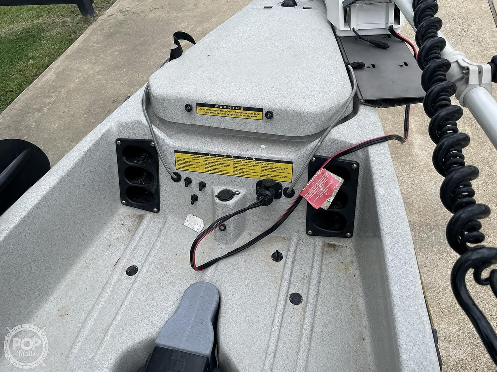 2019 Hobie boat for sale, model of the boat is Mirage Pro Angler 17T Tandem & Image # 25 of 41