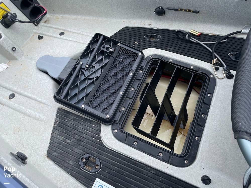 2019 Hobie boat for sale, model of the boat is Mirage Pro Angler 17T Tandem & Image # 31 of 41