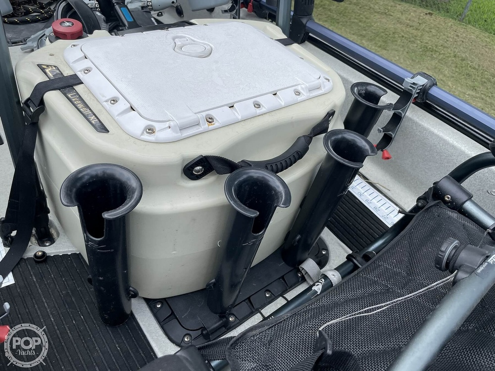 2019 Hobie boat for sale, model of the boat is Mirage Pro Angler 17T Tandem & Image # 35 of 41