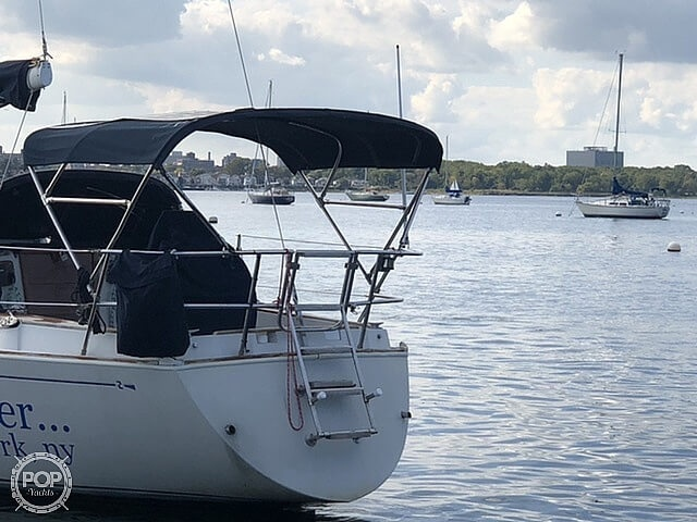 1986 Sabre boat for sale, model of the boat is 32 CB & Image # 8 of 40