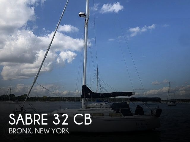 1986 Sabre boat for sale, model of the boat is 32 CB & Image # 1 of 40