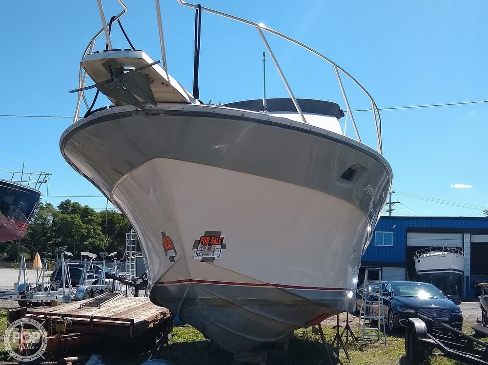 1986 Silverton boat for sale, model of the boat is 34 Convertible & Image # 15 of 40