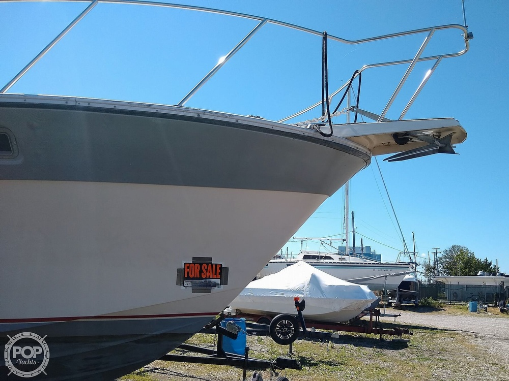 1986 Silverton boat for sale, model of the boat is 34 Convertible & Image # 24 of 40