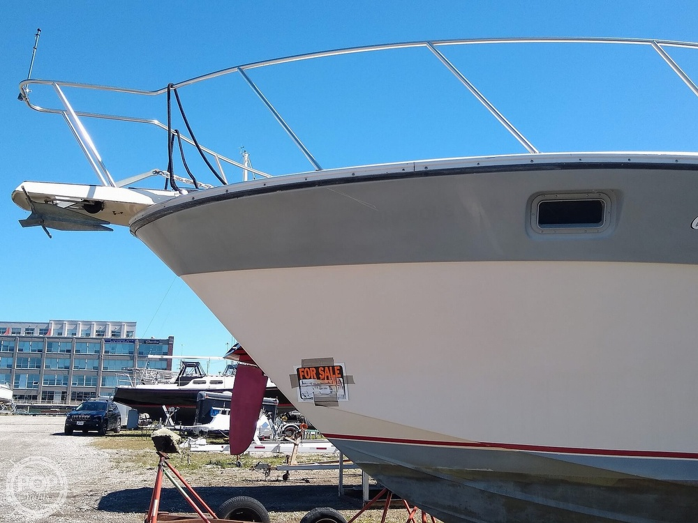 1986 Silverton boat for sale, model of the boat is 34 Convertible & Image # 23 of 40