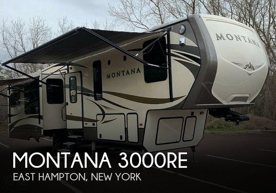 2017 Keystone Montana 3000re