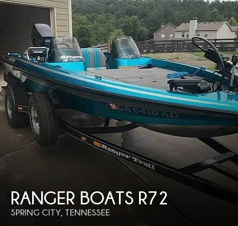 1996 Ranger Boats boat for sale, model of the boat is Sport R72 & Image # 1 of 8