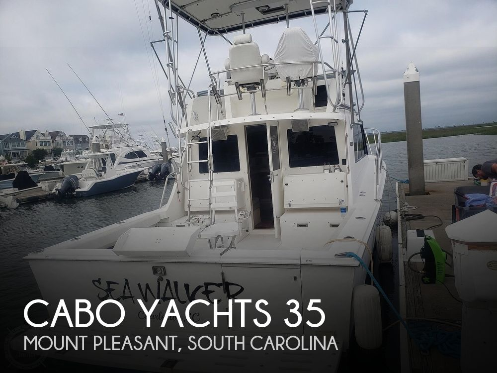 1994 CABO 35 for sale