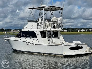 Cabo Yachts 35 Flybridge SF, 35, for sale - $117,000