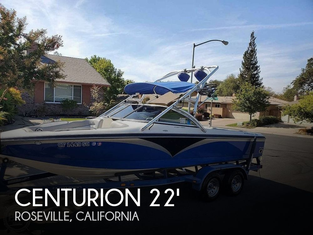 2005 Centurion boat for sale, model of the boat is Avalanche & Image # 1 of 6