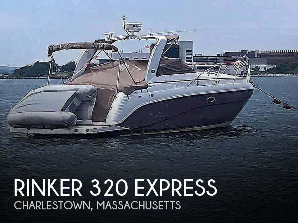 2007 Rinker boat for sale, model of the boat is 320 Express & Image # 1 of 1