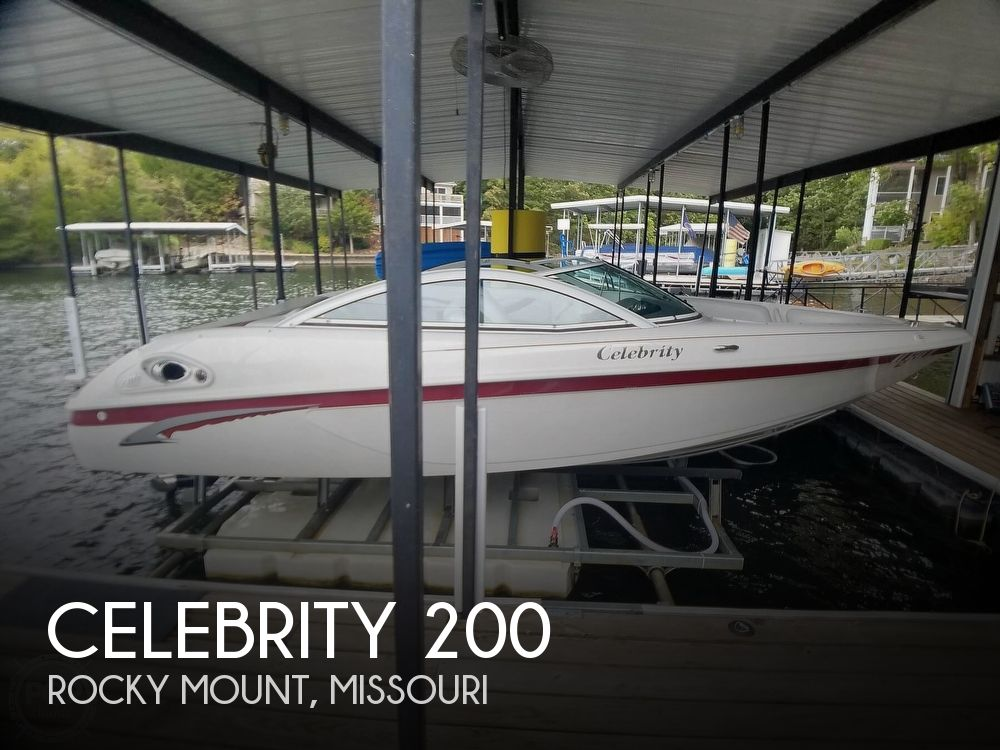 2000 Celebrity boat for sale, model of the boat is 200 Millennia Edition & Image # 1 of 40