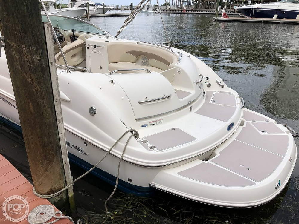2007 Chaparral boat for sale, model of the boat is Sunesta 274 & Image # 7 of 40