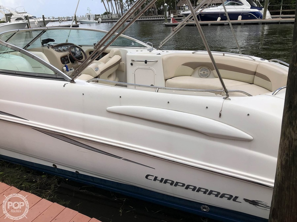 2007 Chaparral boat for sale, model of the boat is Sunesta 274 & Image # 8 of 40
