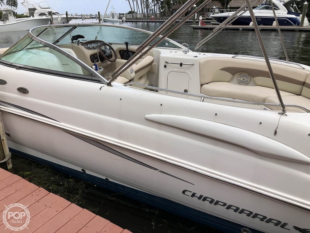 2007 Chaparral boat for sale, model of the boat is Sunesta 274 & Image # 9 of 40