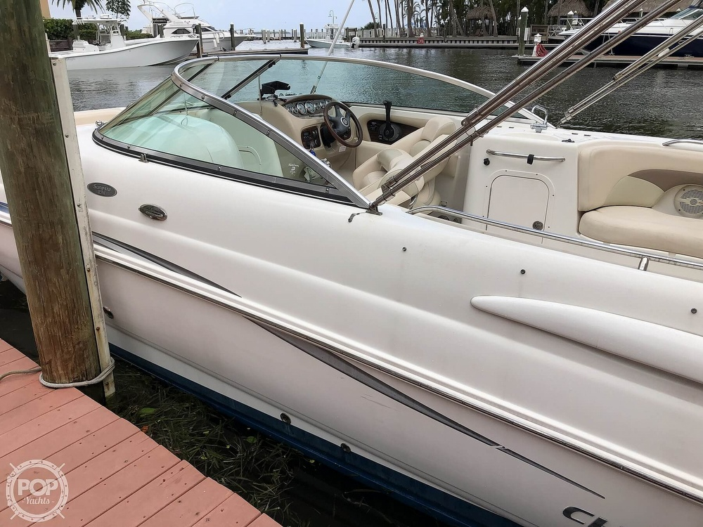 2007 Chaparral boat for sale, model of the boat is Sunesta 274 & Image # 10 of 40