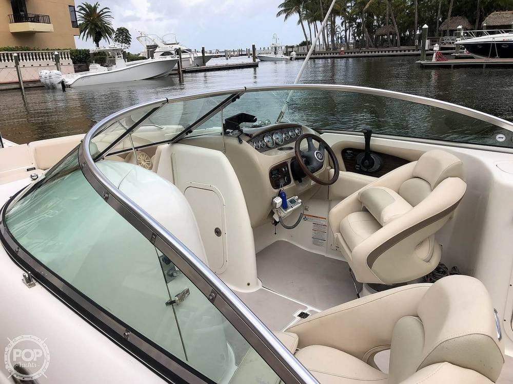 2007 Chaparral boat for sale, model of the boat is Sunesta 274 & Image # 19 of 40