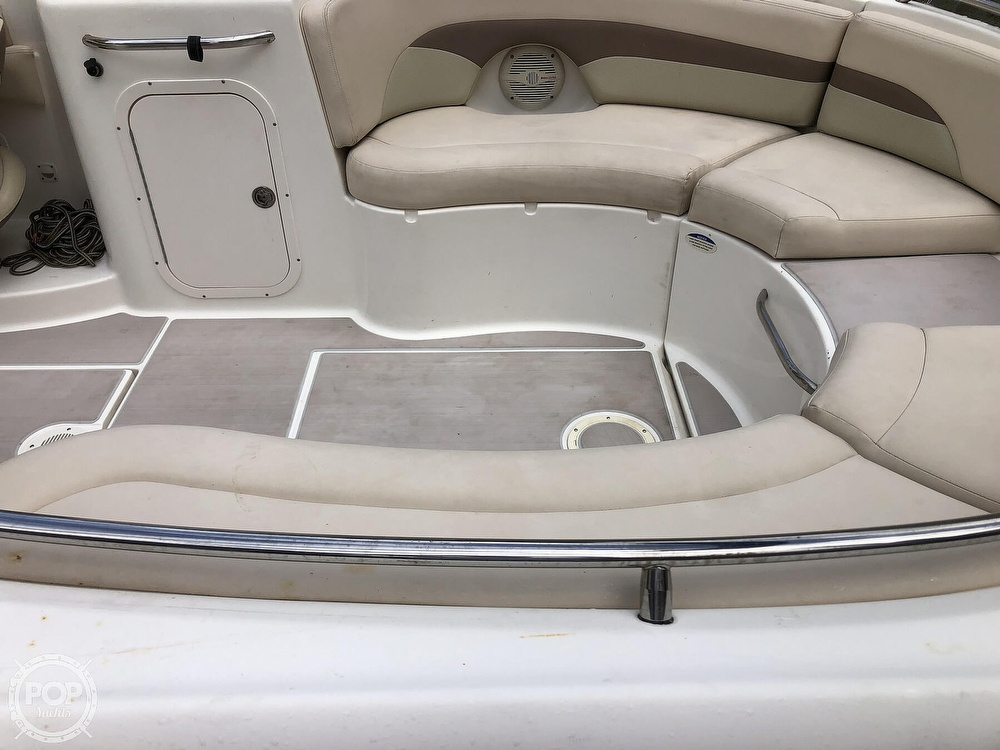 2007 Chaparral boat for sale, model of the boat is Sunesta 274 & Image # 21 of 40