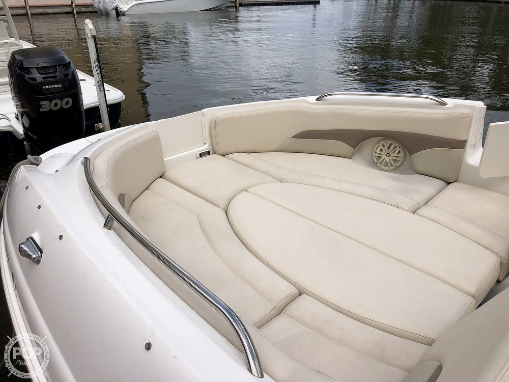 2007 Chaparral boat for sale, model of the boat is Sunesta 274 & Image # 25 of 40