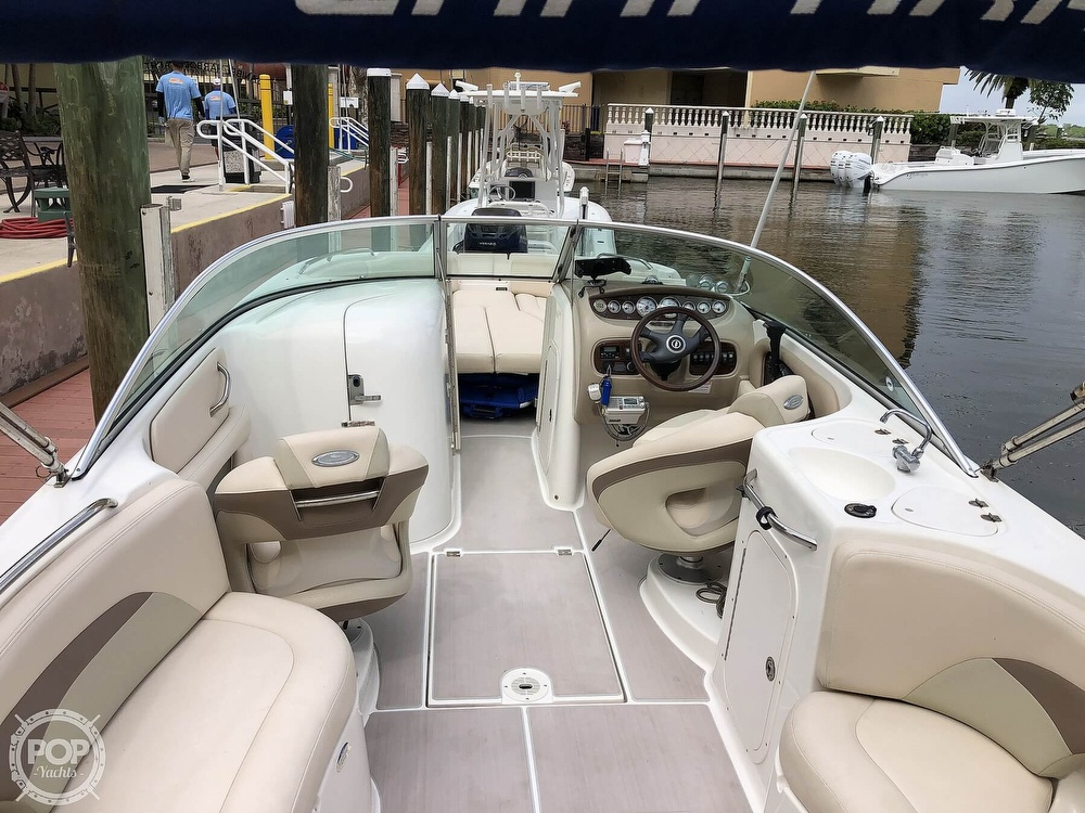 2007 Chaparral boat for sale, model of the boat is Sunesta 274 & Image # 27 of 40