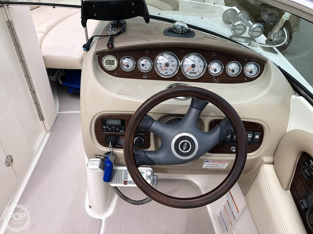 2007 Chaparral boat for sale, model of the boat is Sunesta 274 & Image # 32 of 40