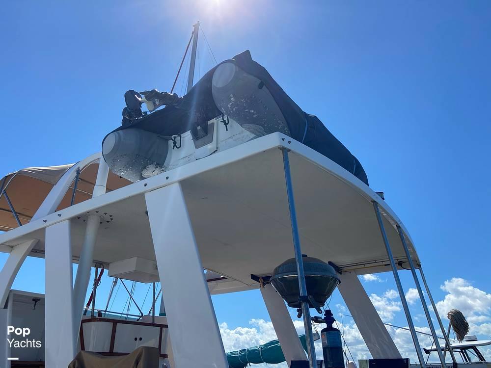 1986 Marine Trader boat for sale, model of the boat is Sundeck & Image # 22 of 40