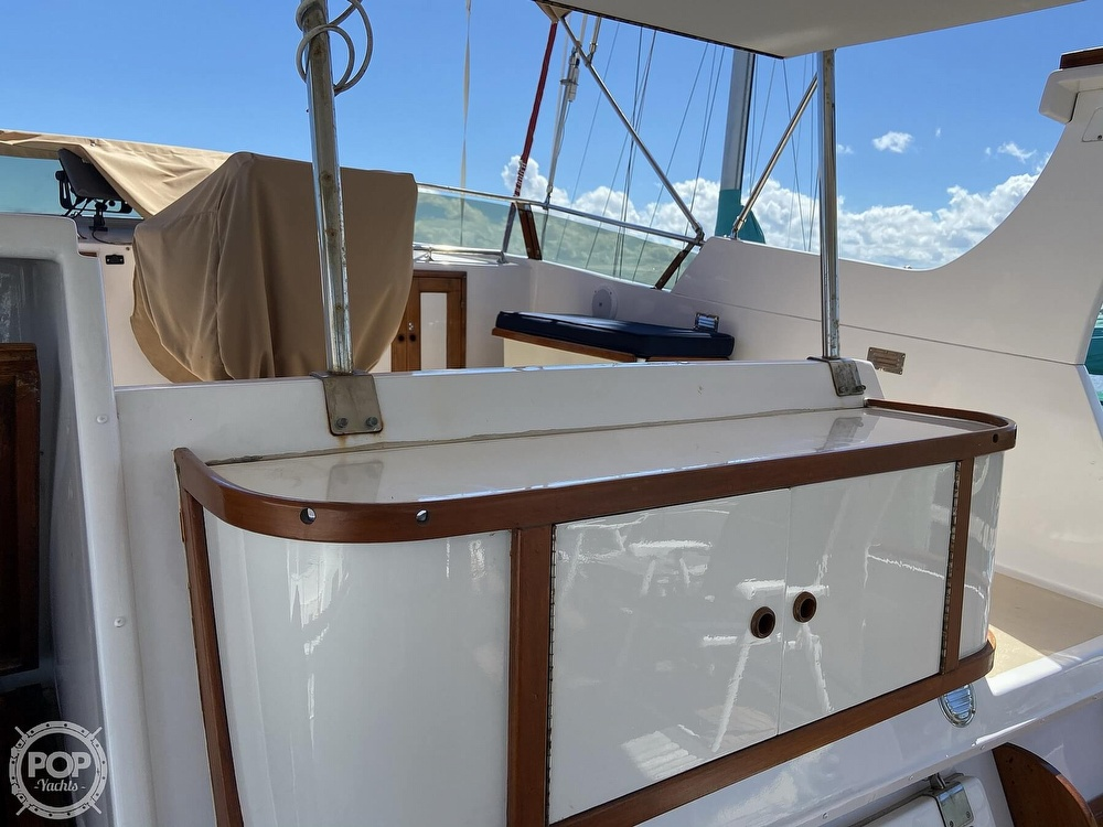 1986 Marine Trader boat for sale, model of the boat is Sundeck & Image # 36 of 40