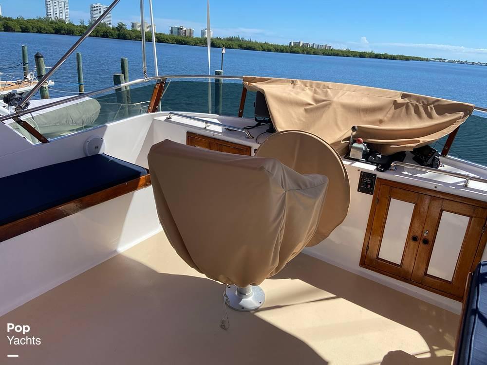 1986 Marine Trader boat for sale, model of the boat is Sundeck & Image # 39 of 40