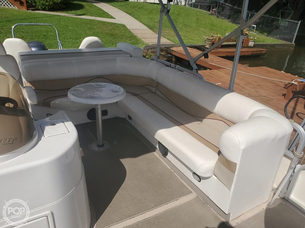 2008 SunCatcher boat for sale, model of the boat is LX3 22 Fish & cruise & Image # 17 of 40