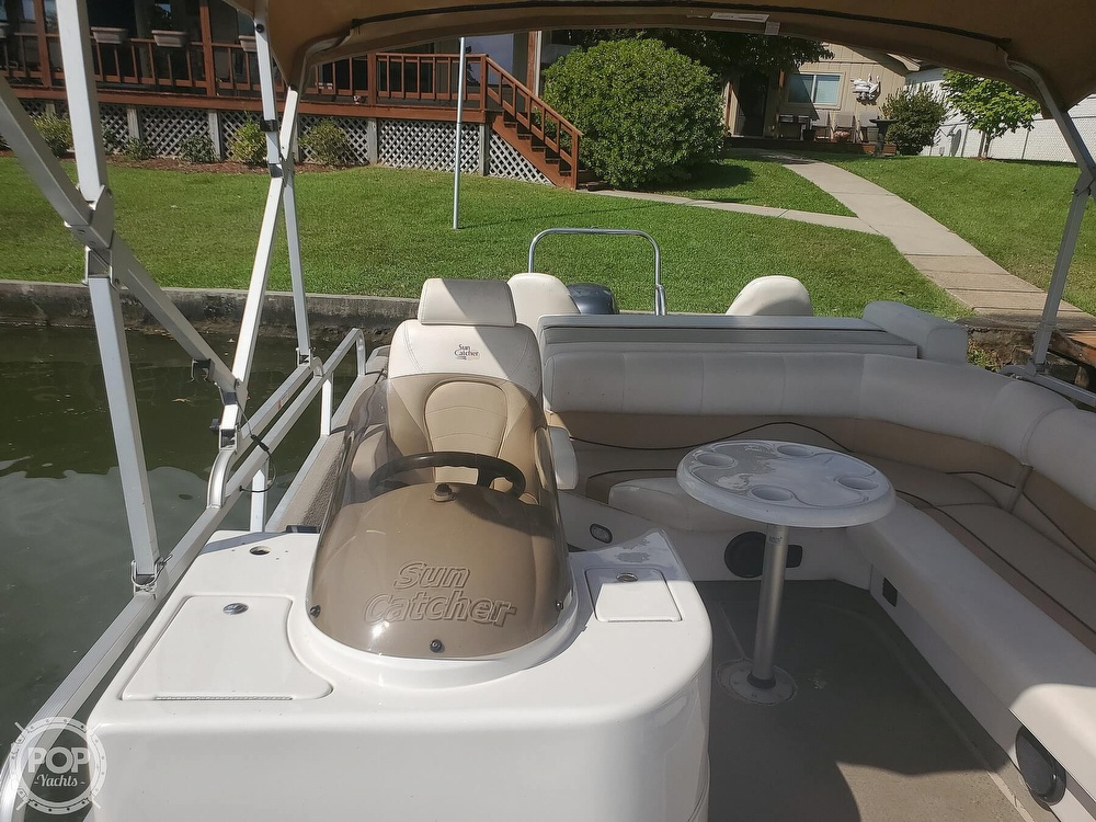 2008 SunCatcher boat for sale, model of the boat is LX3 22 Fish & cruise & Image # 18 of 40
