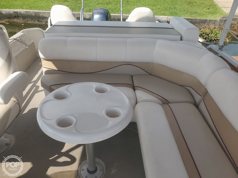 2008 SunCatcher boat for sale, model of the boat is LX3 22 Fish & cruise & Image # 20 of 40
