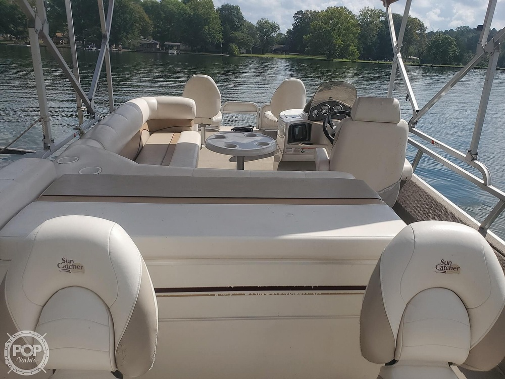2008 SunCatcher boat for sale, model of the boat is LX3 22 Fish & cruise & Image # 4 of 40