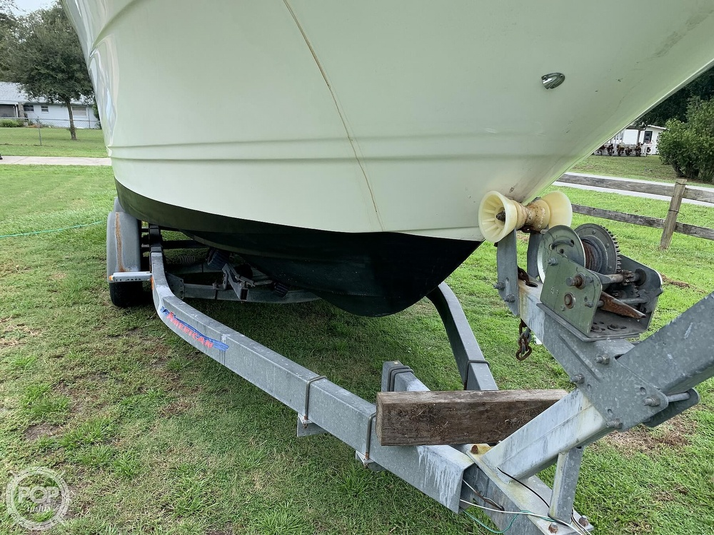 2005 Bayliner boat for sale, model of the boat is 242 Classic & Image # 13 of 40