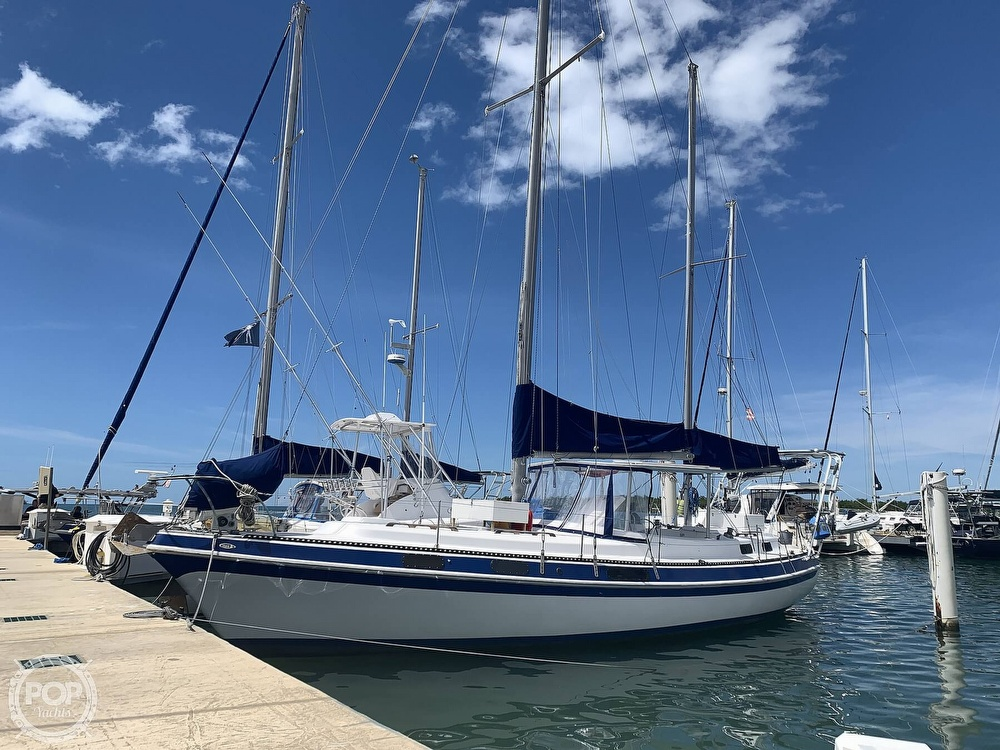 1975 Morgan boat for sale, model of the boat is Out Island 414 & Image # 10 of 40