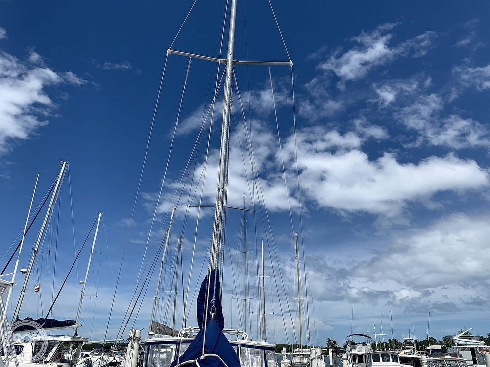 1975 Morgan boat for sale, model of the boat is Out Island 414 & Image # 11 of 40