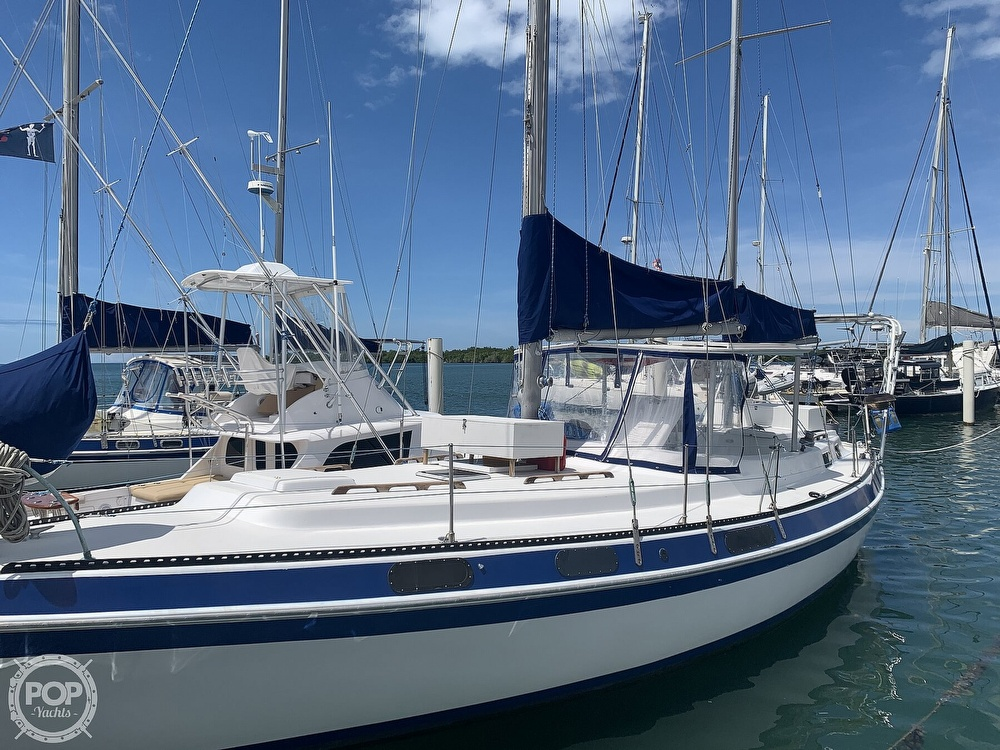 1975 Morgan boat for sale, model of the boat is Out Island 414 & Image # 17 of 40